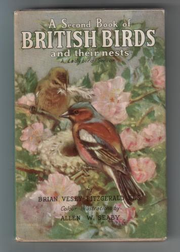 A Second Book of British Birds