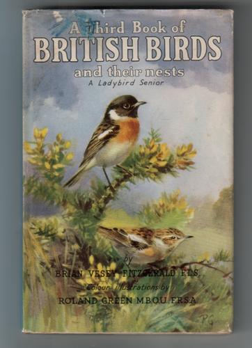A Third Book of British Birds by Brian Vesey-Fitzgerald