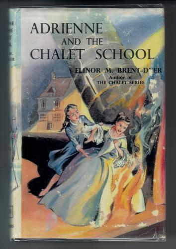 Adrienne and the Chalet School by Elinor M. Brent-Dyer