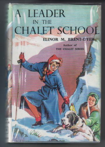 A Leader in the Chalet School by Elinor M. Brent-Dyer