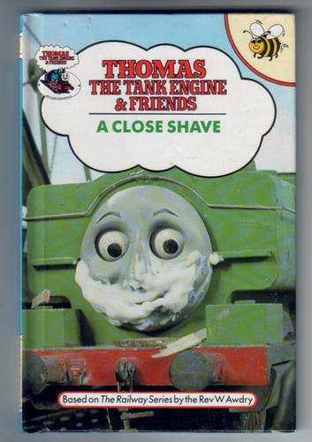A Close Shave by Rev Wilbert Awdry
