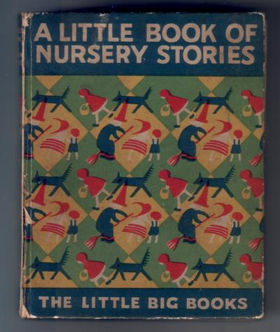 A Little Book of Nursery Stories
