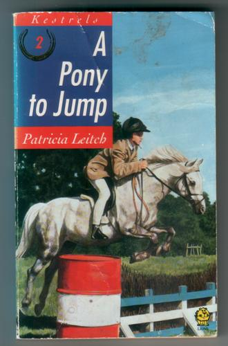 A Pony to Jump by Patricia Leitch