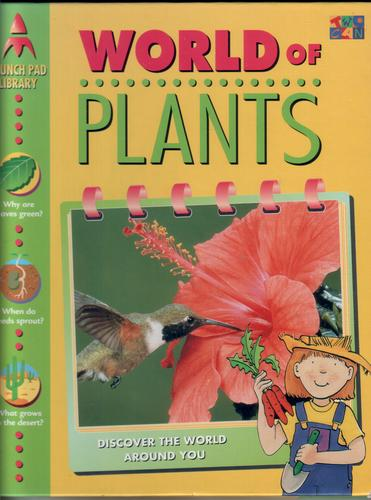 World of Plants by Francesca Baines