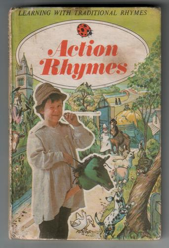 Action Rhymes by Dorothy Taylor