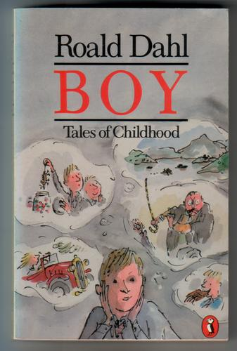 Boy - Tales of Childhood by Roald Dahl
