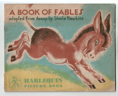 A Book of Fables by Sheila Hawkins