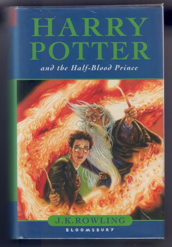 Harry Potter and the Half-Blood Prince by J. K. Rowling