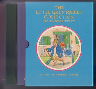 The Little Grey Rabbit Collection