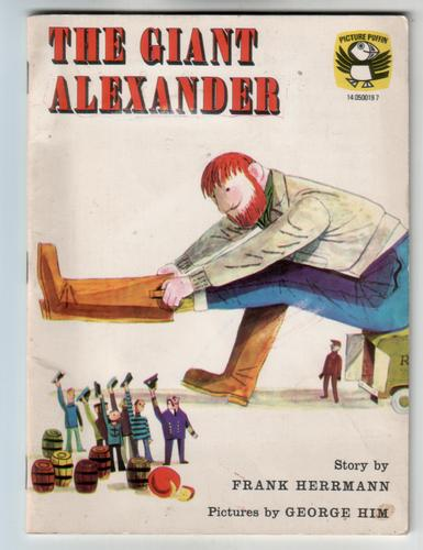 The Giant Alexander by Frank Herrmann