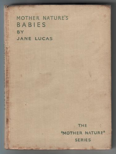 Mother Nature's Babies by Jane Lucas