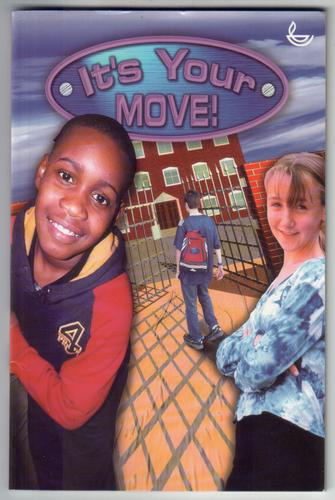 It's your move ... For anyone moving to secondary school