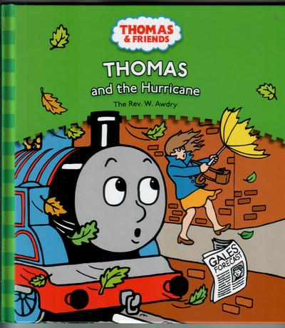 Thomas and the Hurricane by Christopher Awdry