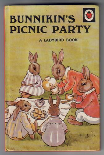 Bunnikin's Picnic Party by Angusine Jeanne MacGregor