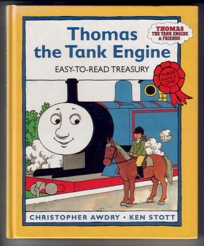 Thomas the Tank Engine easy to read Treasury