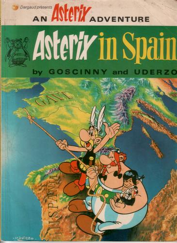 Asterix in Spain by Rene Goscinny