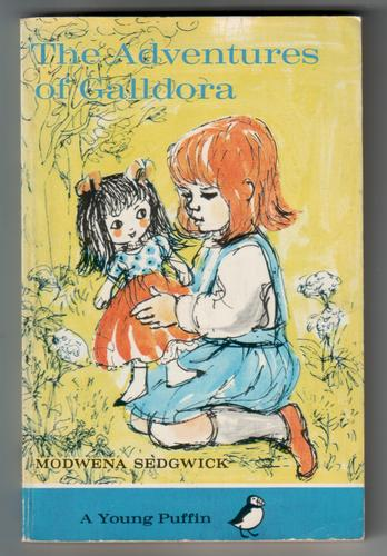 The Adventures of Galldora by Modwena Sedgwick