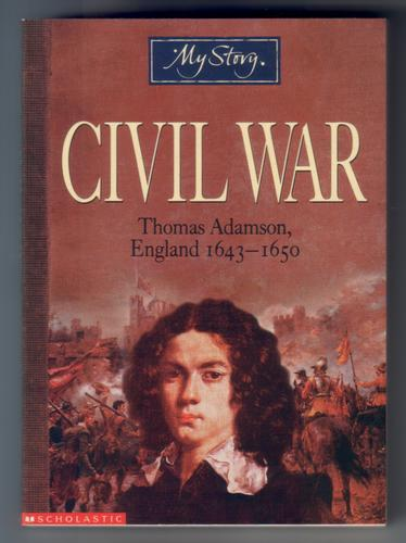 Civil War - The Story of Thomas Adamson by Vince Cross