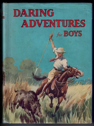 Daring Adventures for Boys