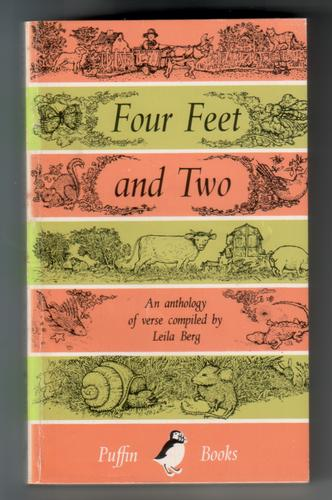 Four Feet and Two by Leila Berg