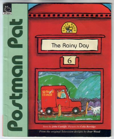 Postman Pat - The Rainy Day