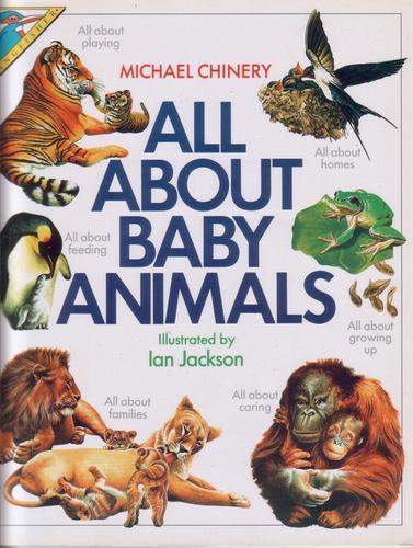 All about Baby Animals