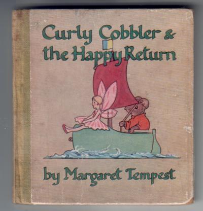 Curly Cobbler and the Happy Return