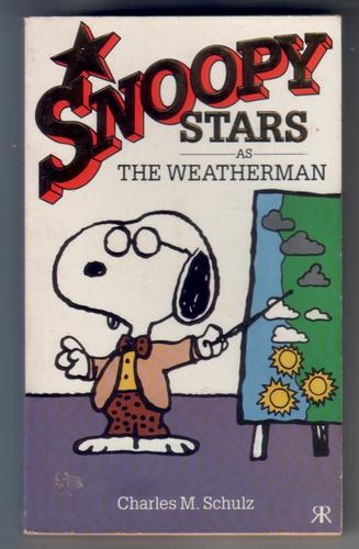 Snoopy Stars as The Weatherman
