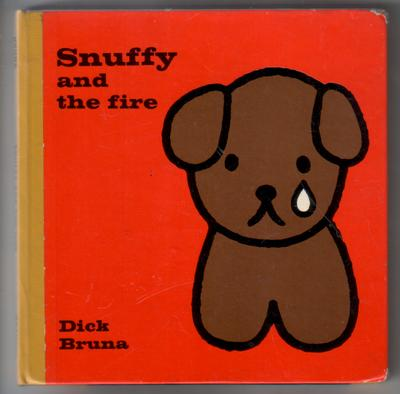 Snuffy and the fire