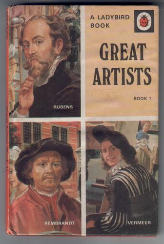 Great Artists Book 1