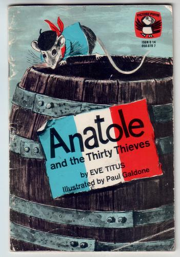 Anatole and the Thirty Thieves