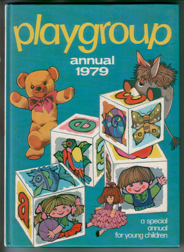 Playgroup Annual 1979