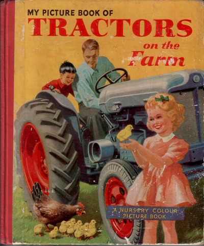 My Picture Book of Tractors on the Farm