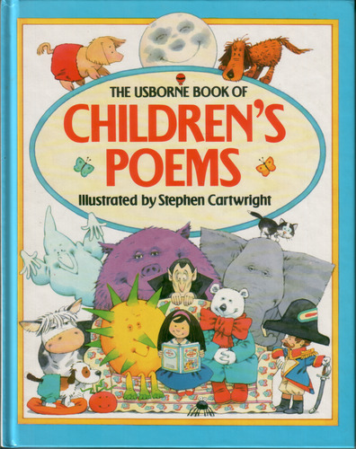 The Usborne Book of Children's Poems