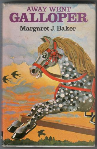 Away went Galloper by Margaret Joyce Baker