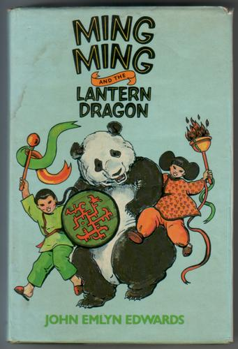 Ming Ming and the Lantern Dragon by John Emlyn Edwards
