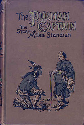 The Puritan Captain by John Stevens Cabot Abbott