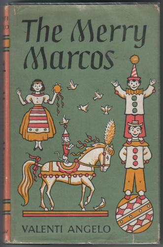 The Merry Marcos by Valenti Angelo