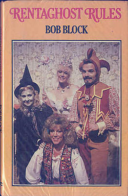 Rentaghost Rules by Bob Block