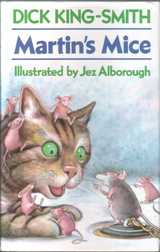 martin s mice by dick king smith children s bookshop
