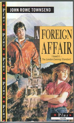 A Foreign Affair by John Rowe Townsend