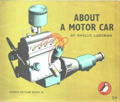 About a Motor Car by Phyllis Ladyman