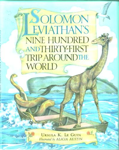 Solomon Leviathan's Nine Hundred and Thirty-first Trip around the World by Ursula Le Guin