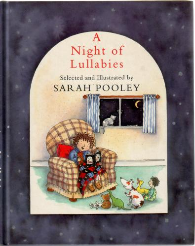 A Night of Lullabies by Sarah Pooley