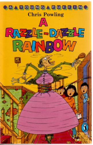 A Razzle-Dazzle Rainbow by Chris Powling