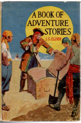 A Book of Adventure Stories
