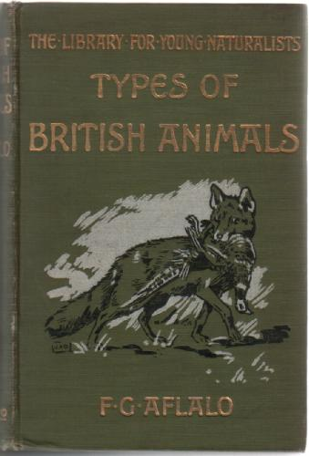 Types of British Animals by F. G. Aflalo