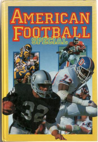 American Football Special by Tony Lynch