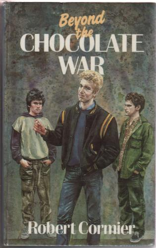 a review of robert cormiers novel the chocolate war Reviewed by on august 1, 1986 the chocolate war by robert cormier  publication date: september 14, 2004 paperback: 272 pages publisher: ember .