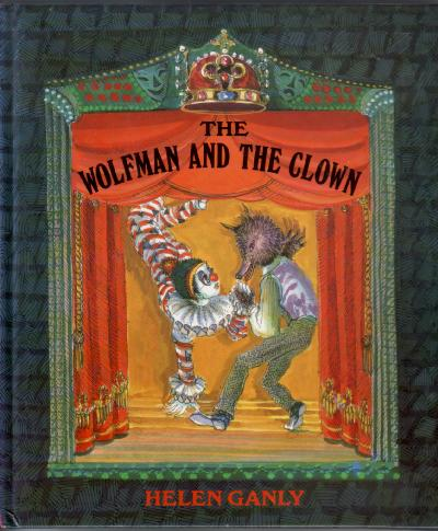 The Wolfman and the Clown